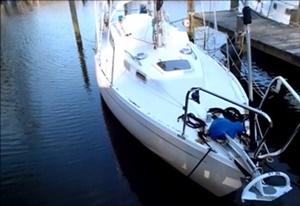 Exemplo de uso de ventiladores em barco